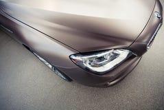 BMW 640i стоковое изображение rf