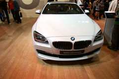 Bmw 640i coupe Stock Images