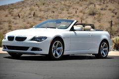 BMW 650I Stock Photos