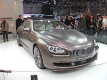 BMW 6er Gran Coupe Royalty Free Stock Image