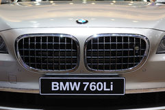 Bmw 760li Stock Images