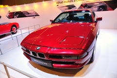 BMW 8 series coupe Royalty Free Stock Photography