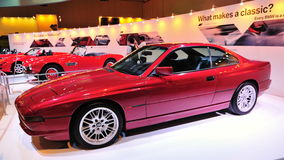 BMW 8 series coupe Stock Image