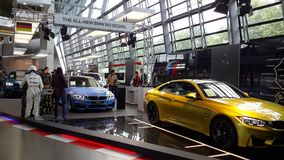 BMW Στοκ φωτογραφίες με δικαίωμα ελεύθερης χρήσης