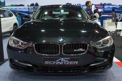 BMW AC Schitzer na pokazie Zdjęcia Royalty Free