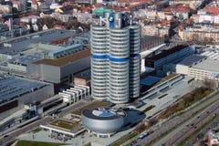 BMW acquartiera il nich del ¼ di MÃ, Germania Immagine Stock