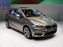 BMW Active Tourer Geneva 2014 Stock Images