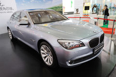 BMW ActiveHybrid 7 Royalty Free Stock Image