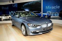 BMW Aktywny Hybrydu 3 baru samochód Zdjęcia Royalty Free