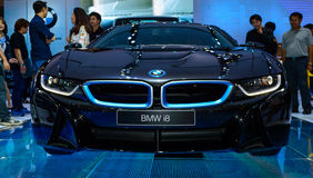 BMW The All-New i8 Stock Image