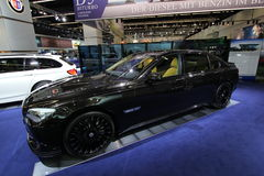 Bmw alpina on 64rd IAA Stock Images