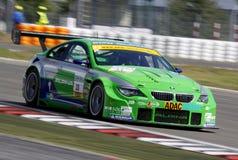 BMW Alpina B6 GT3 (maîtres d'ADAC GT) Photographie stock libre de droits