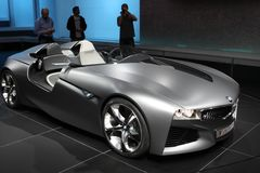 BMW-Anblick-Prototyp Stockfotografie