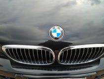 BMW-autoembleem Stock Foto