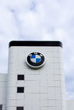BMW Automobile  Dealership Exterior Stock Photos