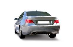 BMW automobile del lusso di 5 serie Fotografia Stock