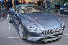 BMW begrepp för 8 serie Royaltyfri Fotografi