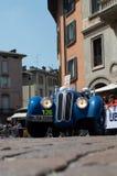 BMW 328 bei Mille Miglia 2016 Lizenzfreie Stockfotografie