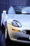 Modern sportbil, BMW Fotografering för Bildbyråer
