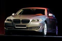 BMW bil Fotografering för Bildbyråer