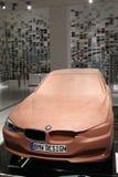 BMW bil Royaltyfri Fotografi