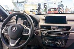 BMW bilinre arkivfoto