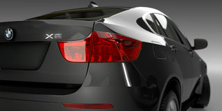 BMW X6 Stock Photography