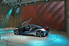 BMW #4 bonde carregado i8 Imagem de Stock