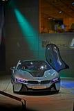 BMW #6 bonde carregado i8 Imagem de Stock Royalty Free