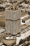 BMW building Royalty Free Stock Photo