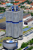 BMW building Stock Photography
