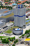 BMW building Stock Images
