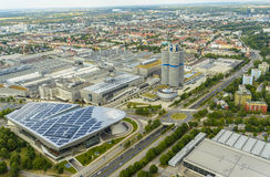BMW building, Munich, Germany Royalty Free Stock Photo