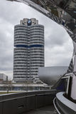 BMW-Building in Munich Stock Images