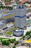 BMW byggnad Arkivbilder