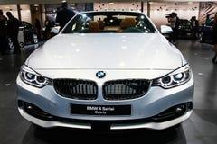 BMW 4 Cabrio Στοκ εικόνα με δικαίωμα ελεύθερης χρήσης
