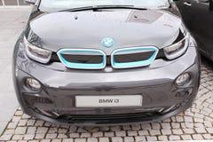 BMW car Stock Images