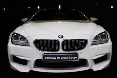 A BMW car Royalty Free Stock Photos