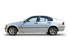 BMW carro de família de 3 séries Foto de Stock Royalty Free