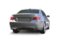 BMW carro do luxo de 5 séries imagens de stock