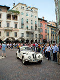 BMW 328 chez Mille Miglia 2015 photo stock