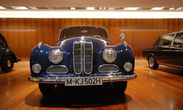 BMW classic collector's car Royalty Free Stock Image