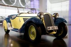 BMW classic luxury car Royalty Free Stock Photo
