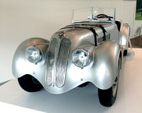 BMW 328 collector Royalty Free Stock Photography