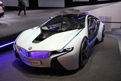 BMW Concept Royalty Free Stock Photo