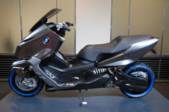 BMW Concept C Scooter Stock Photo