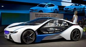 BMW concept car Stock Photos