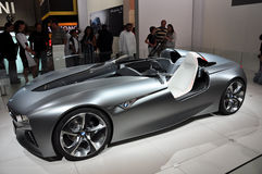 BMW Concept Coupe, VISION Royalty Free Stock Photography