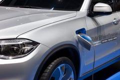 BMW Concept X5 eDrive stock photos