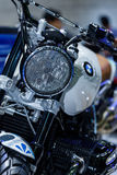 BMW Concept path 22 on display at The 37th Bangkok International Motor Show Royalty Free Stock Photography